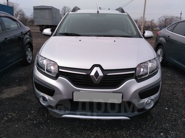 Renault Sandero Stepway, 2015 год, 520 000 руб.
