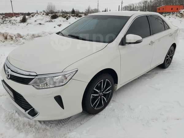 Toyota Camry, 2016 год, 1 258 000 руб.