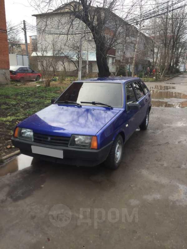 Лада 2109, 2001 год, 58 000 руб.