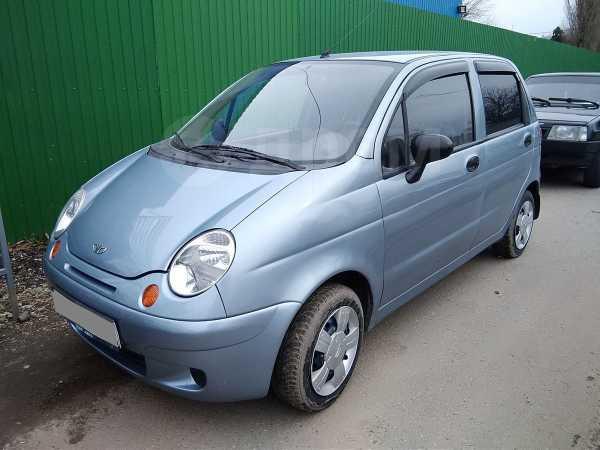 Daewoo Matiz, 2012 год, 167 000 руб.