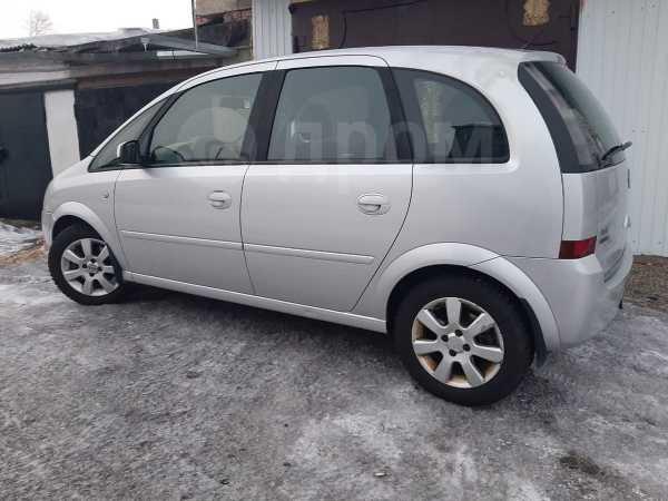 Opel Meriva, 2008 год, 262 000 руб.
