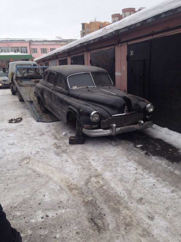 ГАЗ 12 ЗИМ, 1959 год, 890 000 руб.