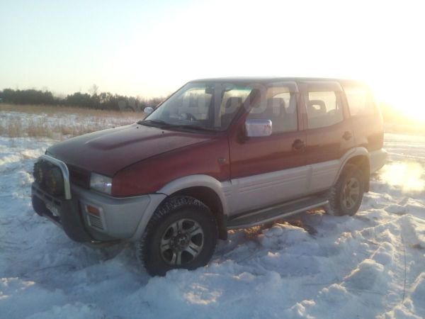Nissan Mistral, 1994 год, 300 000 руб.
