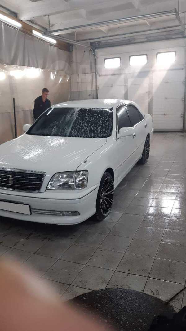 Toyota Crown, 2002 год, 560 000 руб.
