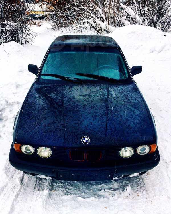 BMW 5-Series, 1990 год, 300 000 руб.