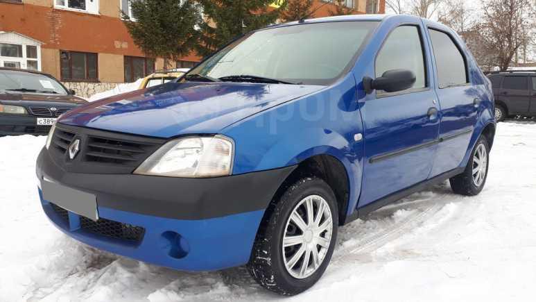 Renault Logan, 2006 год, 167 000 руб.