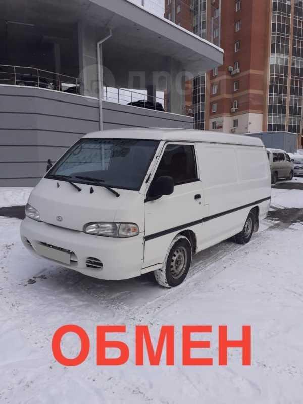 Hyundai H1, 2001 год, 230 000 руб.