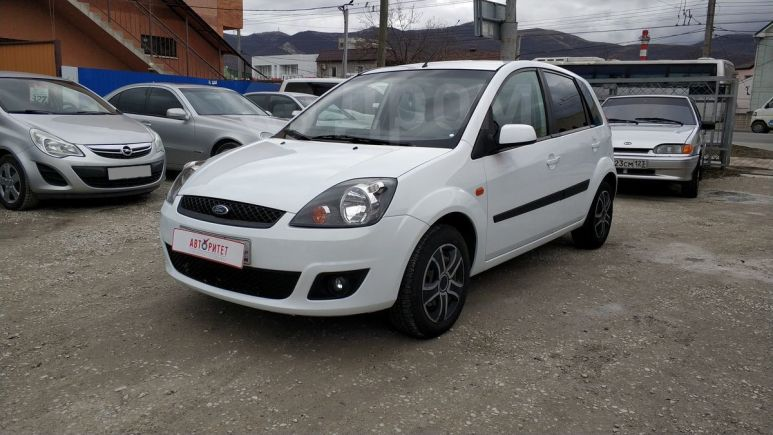 Ford Fiesta, 2007 год, 247 000 руб.