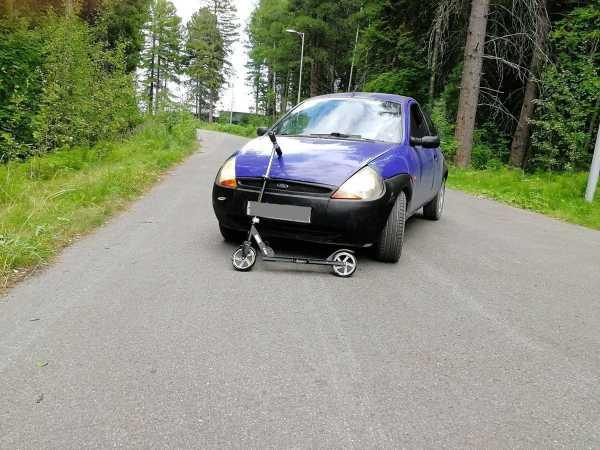 Ford Ka, 1998 год, 50 000 руб.