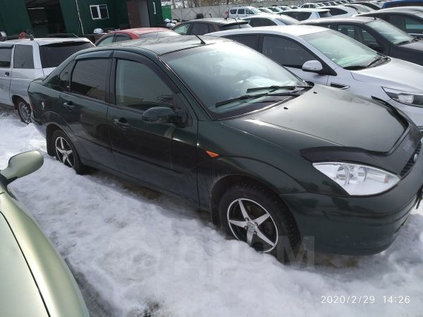 Ford Focus, 2004 год, 169 900 руб.