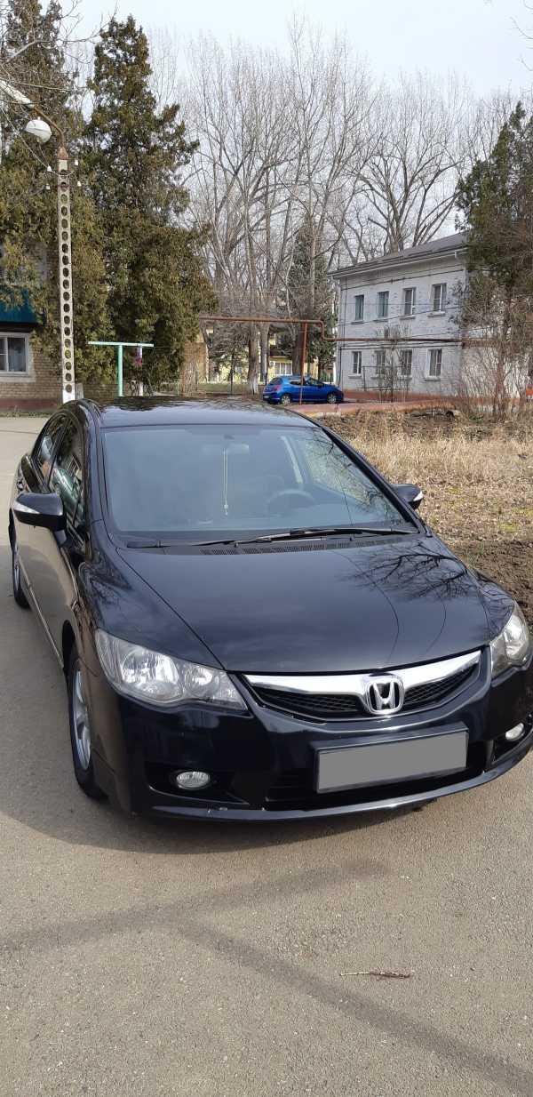 Honda Civic, 2010 год, 480 000 руб.