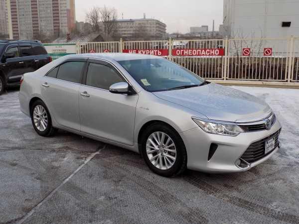 Toyota Camry, 2015 год, 1 497 000 руб.