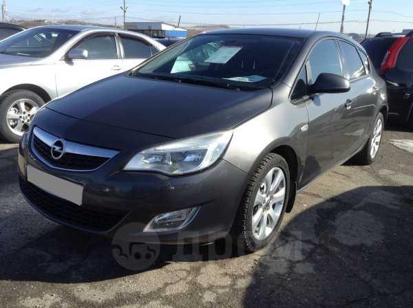 Opel Astra, 2012 год, 429 000 руб.