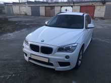 Петрозаводск BMW X1 2014
