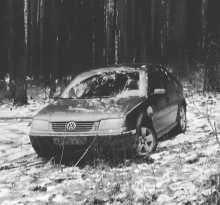 Екатеринбург Jetta 2003