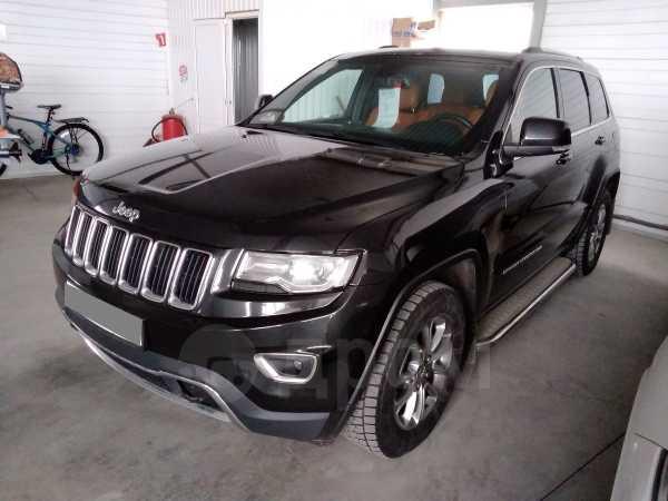 Jeep Grand Cherokee, 2013 год, 1 815 000 руб.