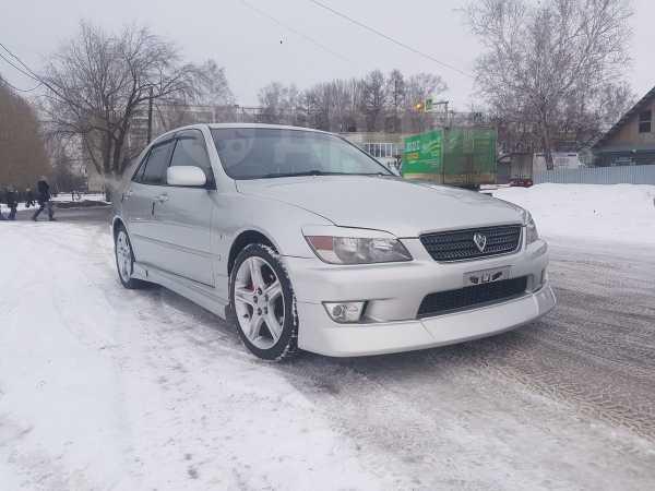 Toyota Altezza, 2002 год, 470 000 руб.