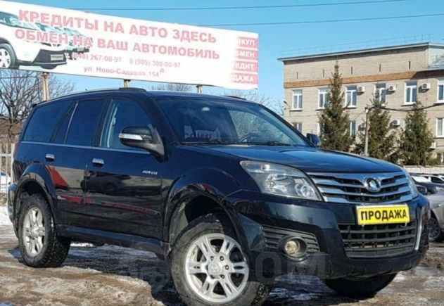 Great Wall Hover H3, 2012 год, 455 000 руб.