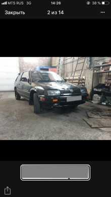 Абакан Civic 1987