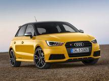 Audi A1 рестайлинг 2014, хэтчбек 5 дв., 1 поколение, 8X