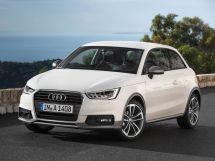 Audi A1 рестайлинг 2014, хэтчбек 3 дв., 1 поколение, 8X