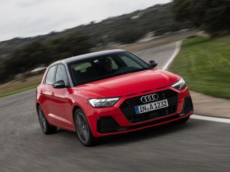 Audi A1 (GB) 06.2018 -  н.в.