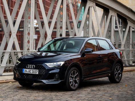 Audi A1 (GB) 07.2019 -  н.в.