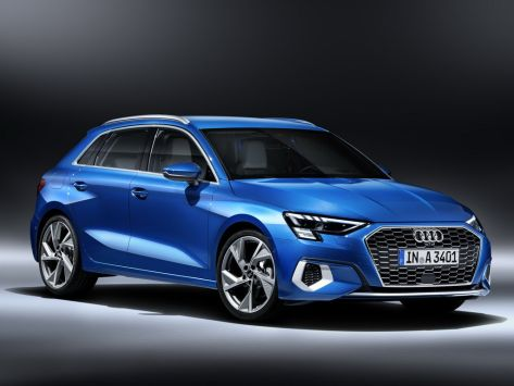 Audi A3 (8Y) 03.2020 -  н.в.