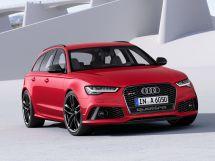 Audi RS6 рестайлинг, 4 поколение, 10.2014 - 04.2018, Универсал