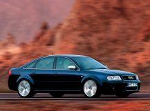Audi RS6 рестайлинг 2002, седан, 2 поколение, C5