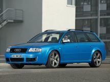 Audi RS6 рестайлинг 2002, универсал, 2 поколение, C5