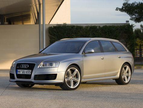 Audi RS6 (C6) 08.2008 - 08.2010
