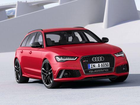 Audi RS6 (C7) 10.2014 - 04.2018