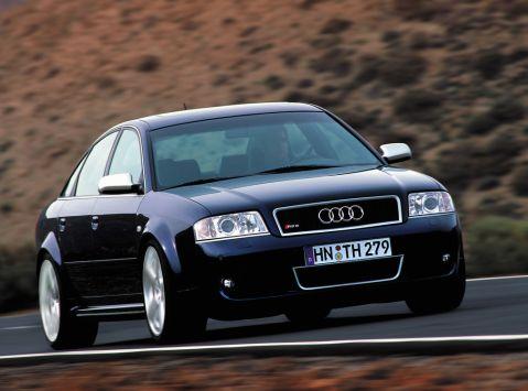 Audi RS6 (C5) 07.2002 - 09.2004