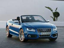 Audi S5 2009, открытый кузов, 1 поколение, 8T