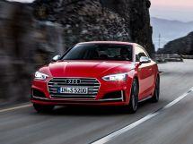 Audi S5 2016, купе, 2 поколение, B9