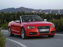 Audi S5 рестайлинг 2011, открытый кузов, 1 поколение, 8T
