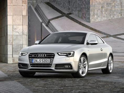 Audi S5 8T