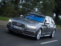 Audi S6 рестайлинг 2014, универсал, 4 поколение, C7