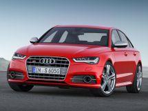Audi S6 рестайлинг 2014, седан, 4 поколение, C7