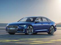Audi S6 2018, седан, 5 поколение, C8