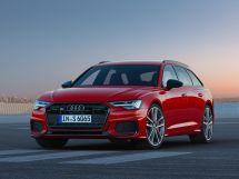Audi S6 2018, универсал, 5 поколение, C8