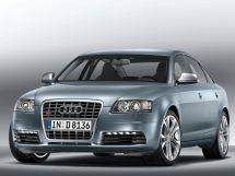 Audi S6 рестайлинг 2008, седан, 3 поколение, C6