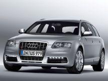 Audi S6 рестайлинг 2008, универсал, 3 поколение, C6