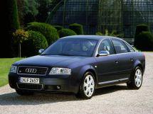 Audi S6 рестайлинг 2001, седан, 2 поколение, C5
