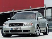 Audi S6 1997, седан, 2 поколение, C5