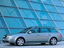 Audi S6 рестайлинг 2001, универсал, 2 поколение, C5