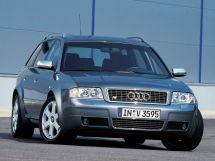 Audi S6 1997, универсал, 2 поколение, C5