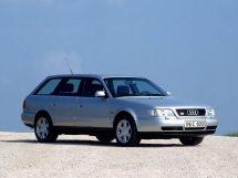Audi S6 1994, универсал, 1 поколение, C4