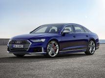 Audi S8 2019, седан, 4 поколение, D5